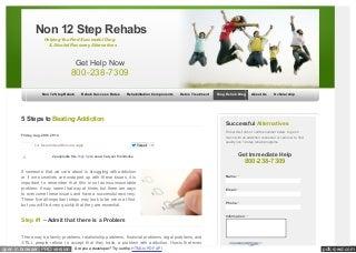 Www non12steprehabs org_blog_2014_5_steps_to_beat_addiction (1)