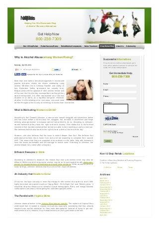 Www non12steprehabs org_blog_2014_rising-women-alcohol-abuse
