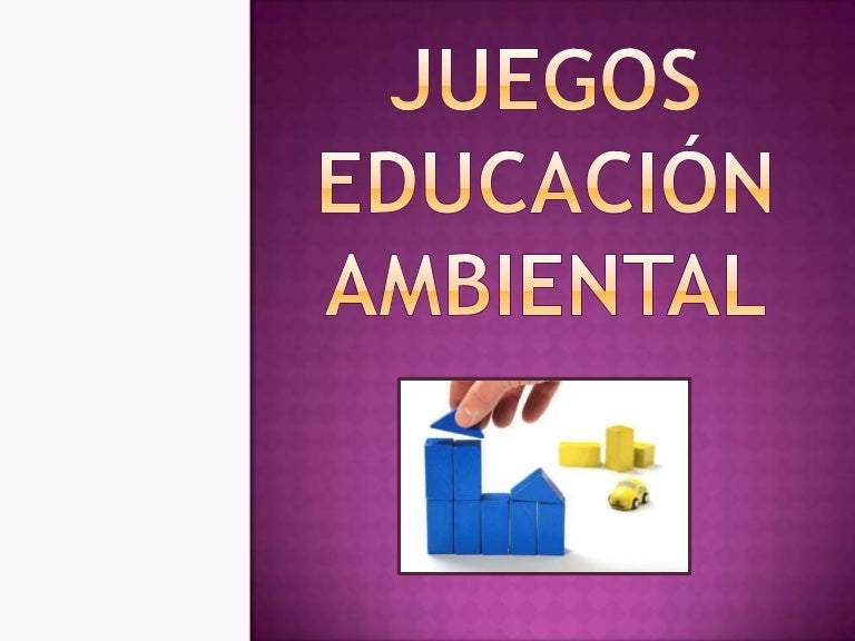 Juegos Educacion Ambiental