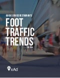 xAd Q2 Quick Service Restaurant Foot Traffic Trends Report