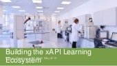 xAPI Ecosystem xAPI Party May 2019