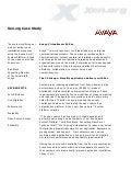 Xen avaya case study