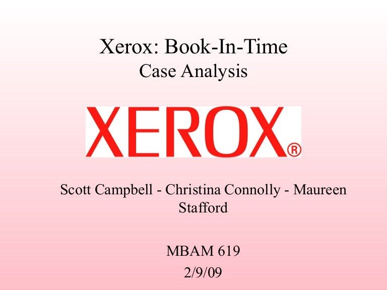Xerox to Share Strategies for Combating Cybercrime at Gartner  Symposium ITxpo      Course Hero