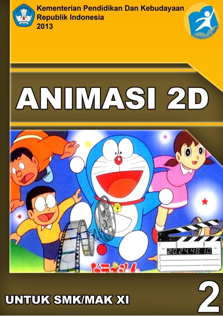 Bahan Gambar Hewan Buat Animasi 2d Xi 2 Teknik Animasi 2 Dimensi2
