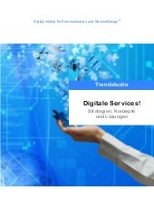 Digitale Services - Leseprobe