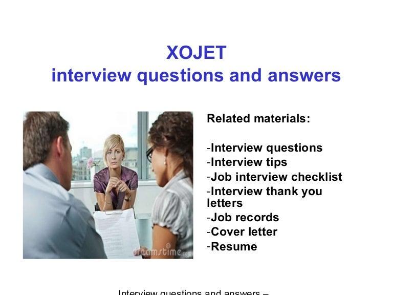 case study job interview