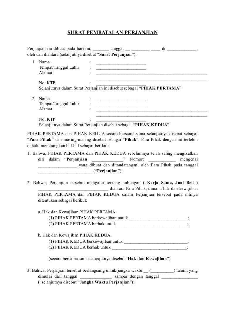 surat pembatalan