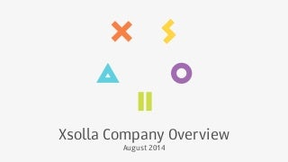 Xsolla Company Overview