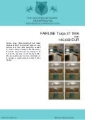 FAIRLINE Targa 37, 1996, 140.000 € For Sale Brochure. Presented By yachting.vg