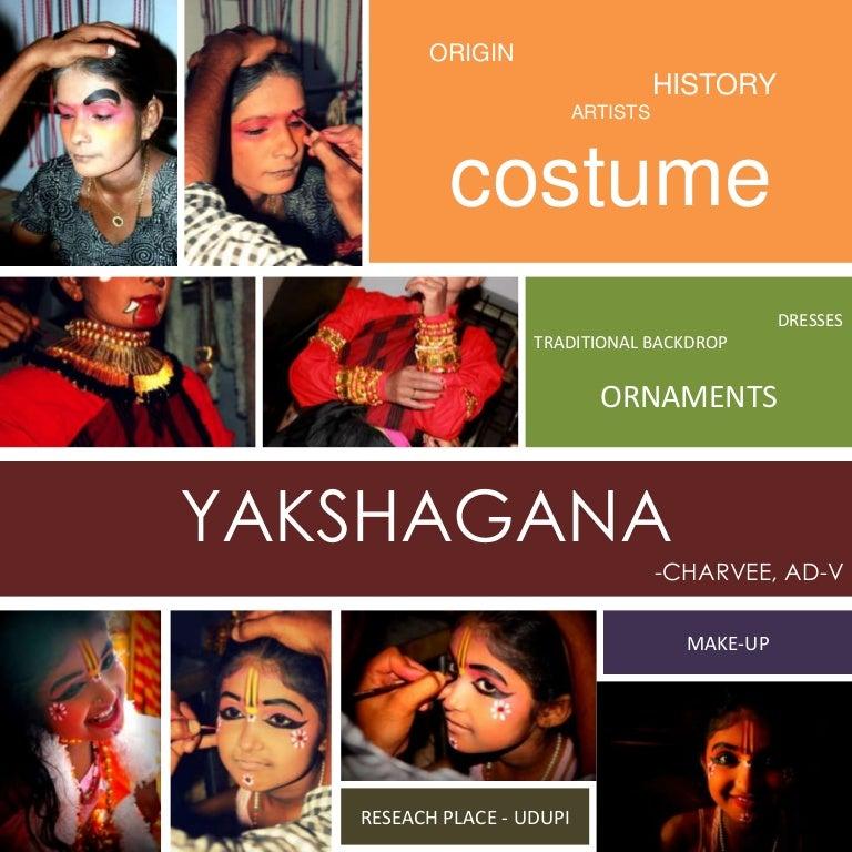 Yakshagana Costume Making Udupi