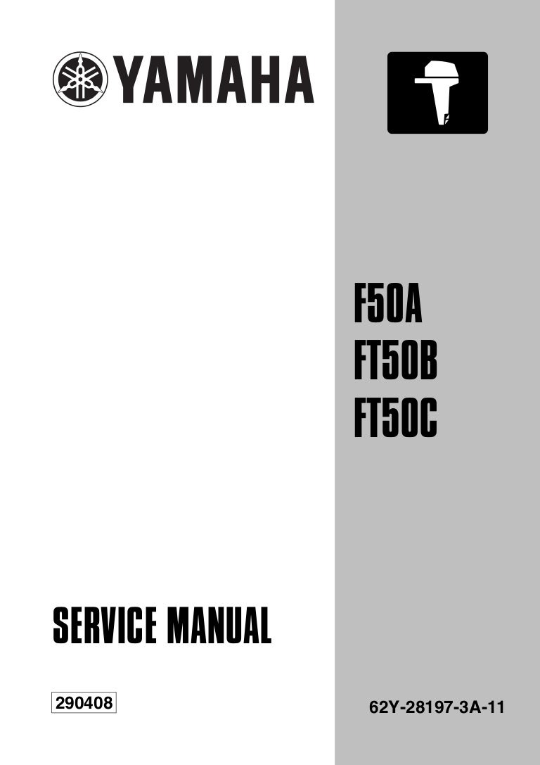 Yamaha Ft50 Cehd Outboard Service Repair Manual L 650101 F40 Wiring Diagram