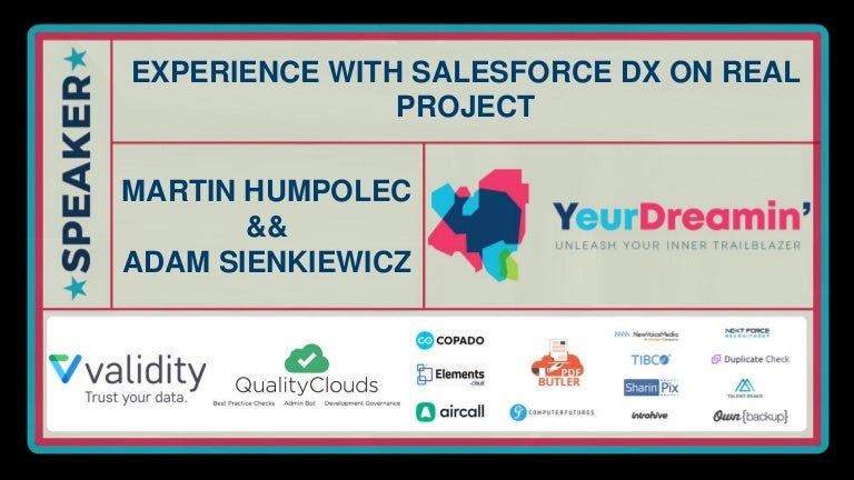 Experience with Salesforce DX on real project