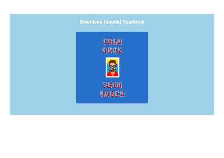 Free Download [ebook] Yearbook