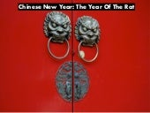 Chinese New Year (2020) Resources