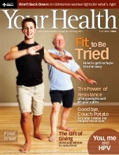 Your Health Magazine - Fall 2008