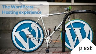 The WordPress Hosting experience - Bought cheaply and paid dearly? - Jan Löffler, CTO Plesk - CloudFest 2019