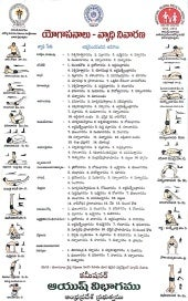 Yoga Asanas Names With Pictures And Benefits In Telugu