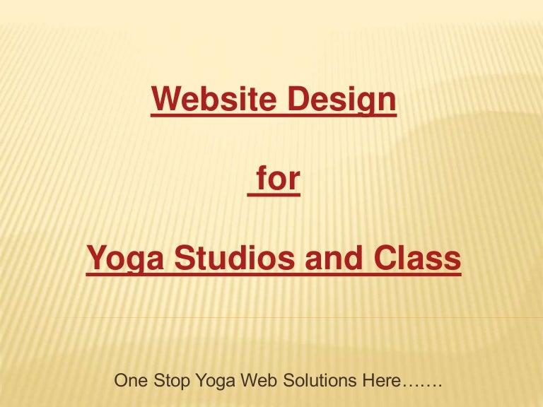 Yoga Studio Solutions