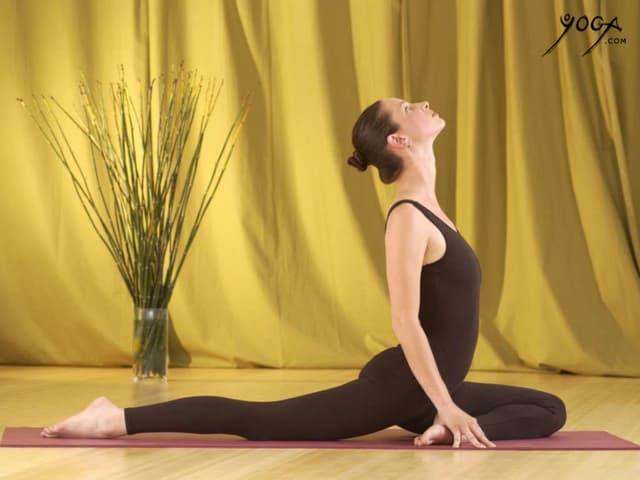 Yoga  la gi  template powerpoint