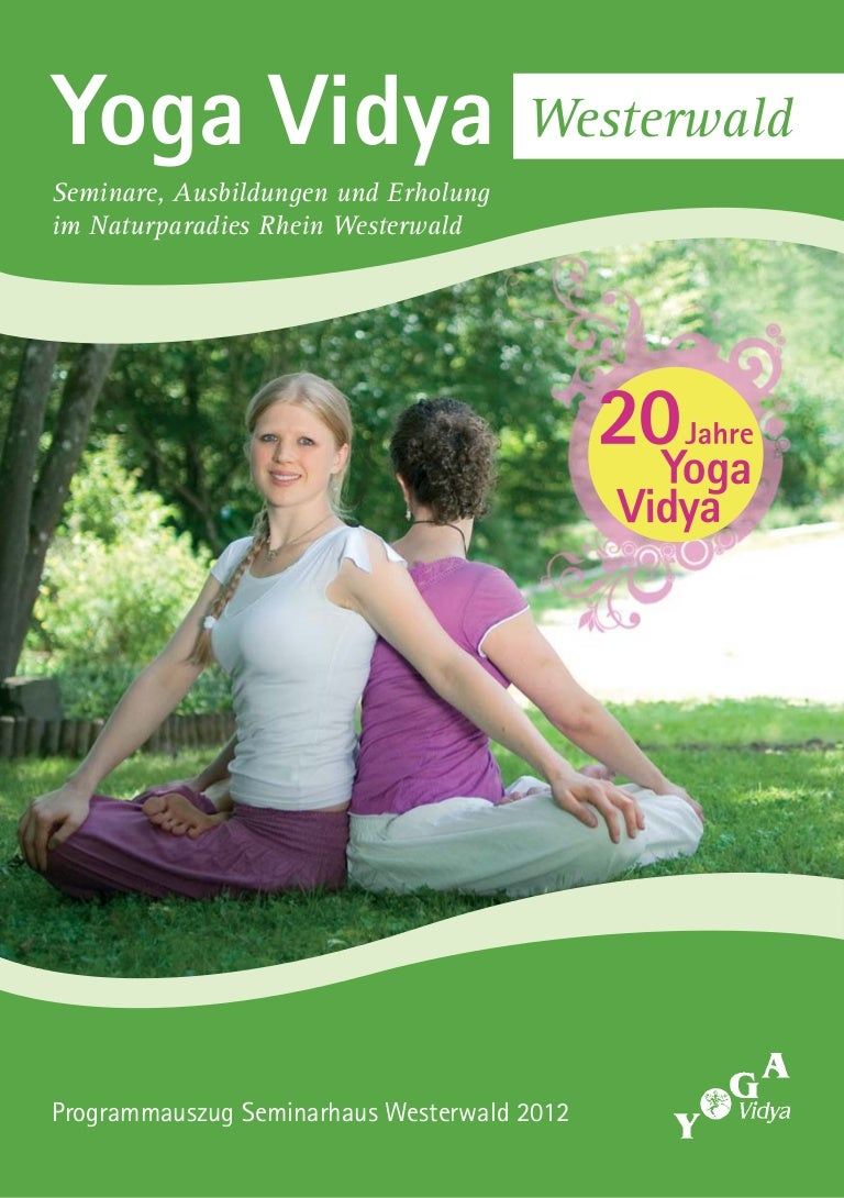 Yoga Vidya Programm Westerwald 2012