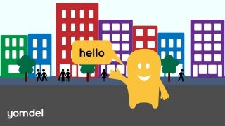 Yomdel Operator-Backed Live Chat Solutions