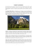 Yosemite tour attractions