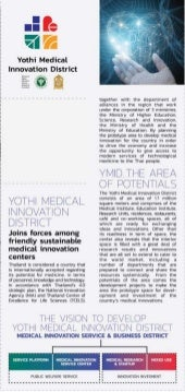 Yothi Medical Innovation District (YMID)