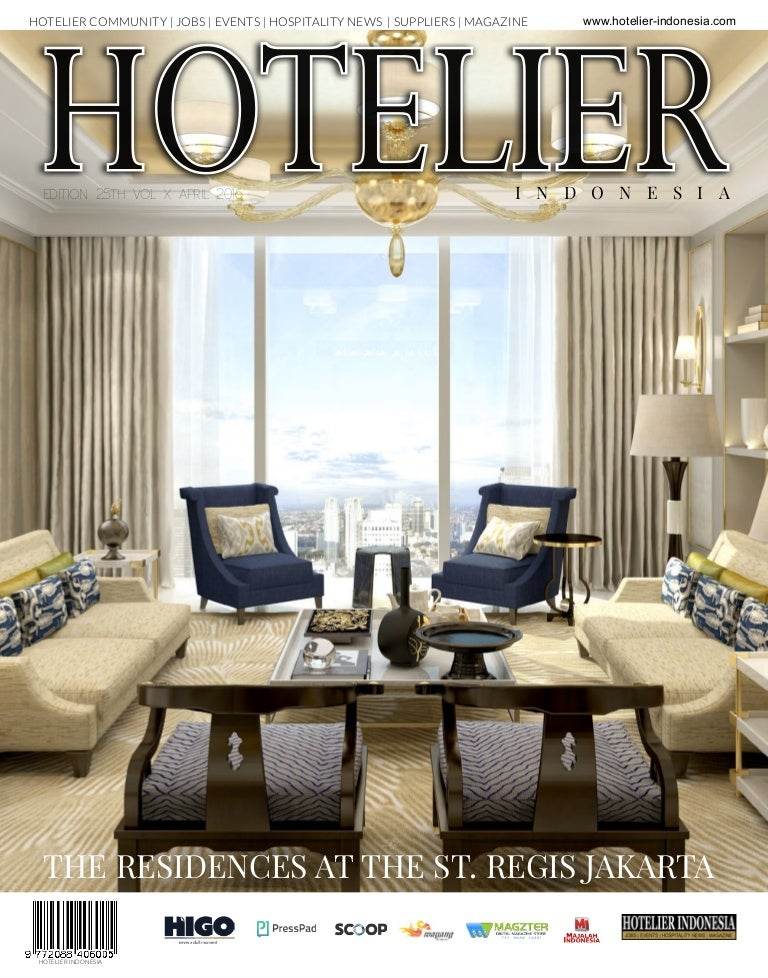 Hotelier Indonesia 25th Vol 10 2016