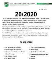 Young skal 20 by 2020 members doc.revised.sept 25,2013