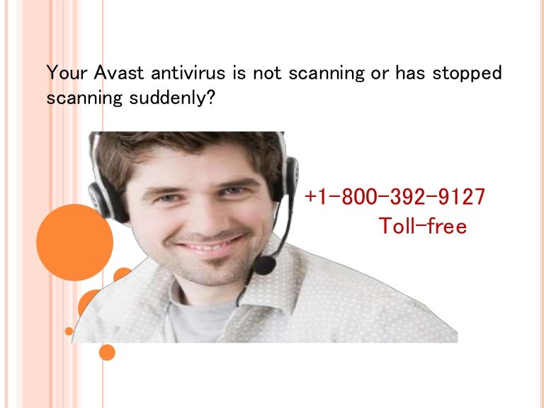 avast suddenly stopped working