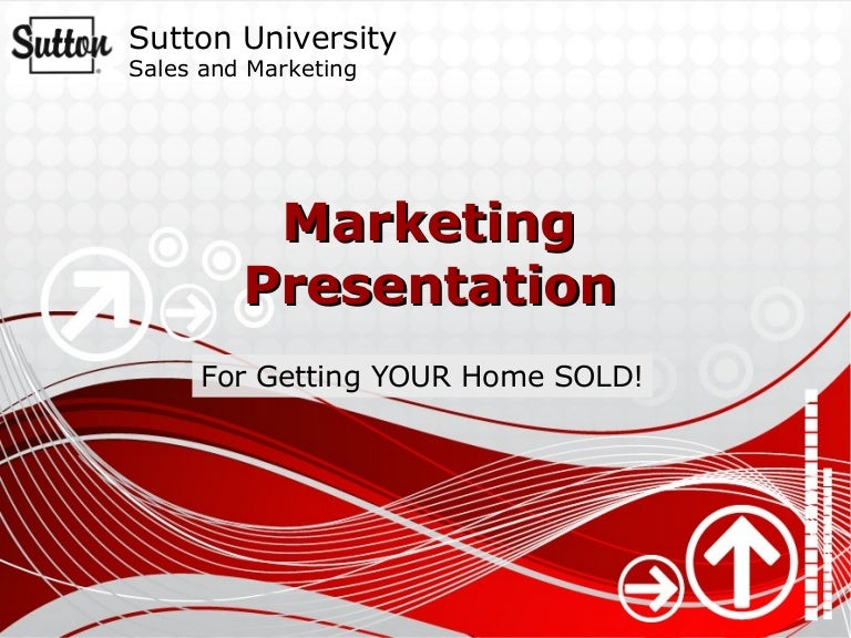Your Client Marketing Presentation