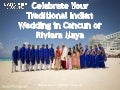 Your traditional indian wedding