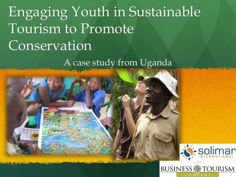 Engaging Youth in Sustainable Tourism to Promote
