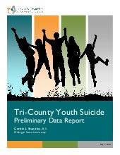 Youth Suicide Preliminary Data Report