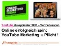 YouTube Marketing Strategie entwickeln