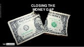 Closing the Money Gap: What Marketers Need to Know