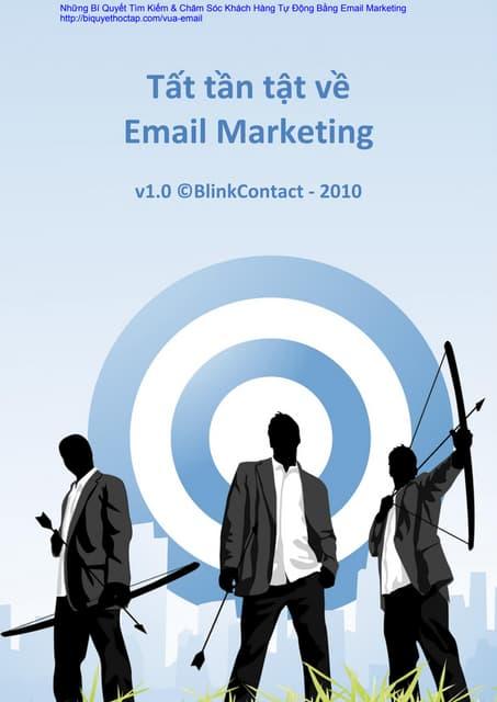 Ebook Tất Tần Tật Về Email Marketing