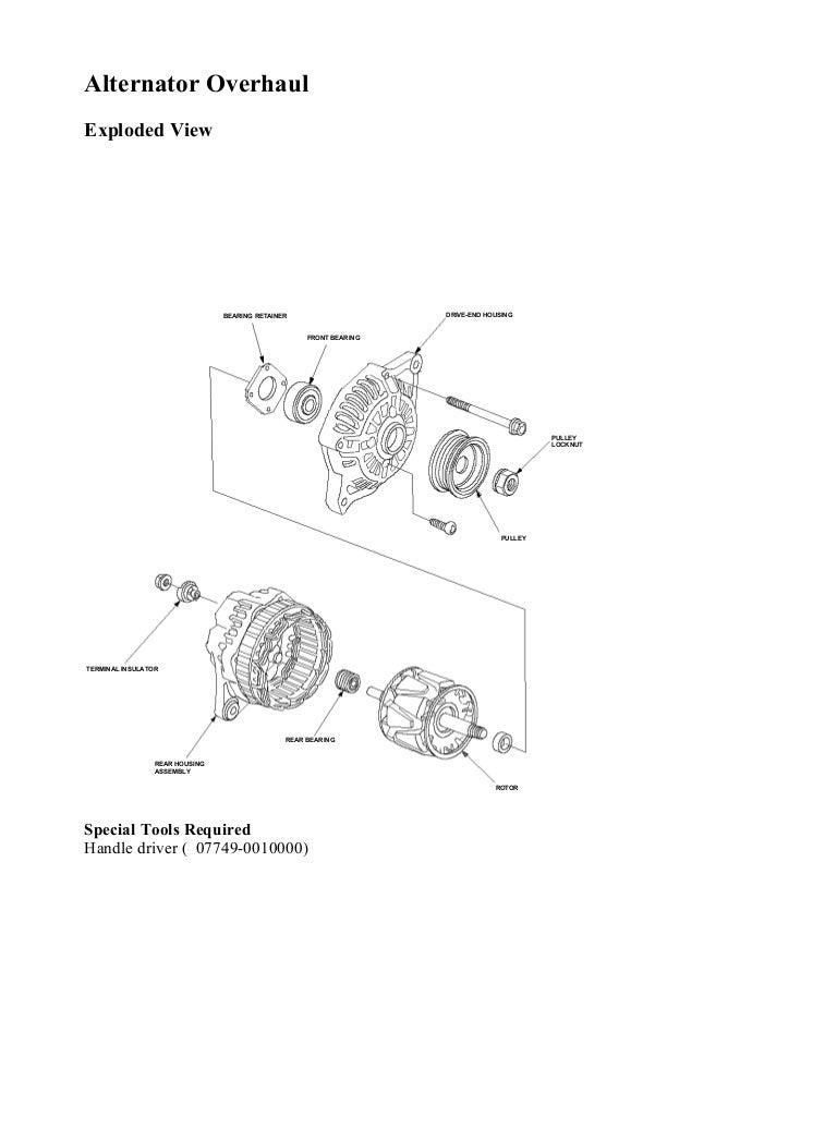 honda fit alternator wiring diagram wiring libraryhonda fit alternator wiring diagram