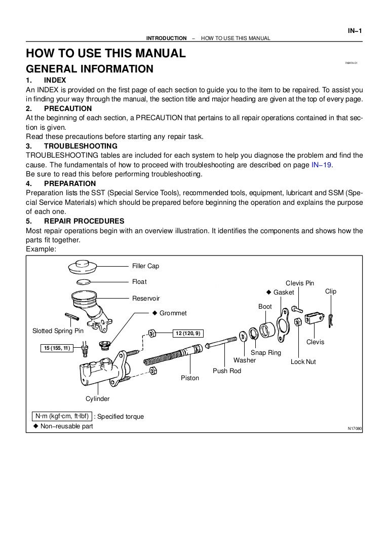 2005 Toyota Tundra Service Repair Manual If There Is Open Short Circuit Or Replace Wiring Harnesses