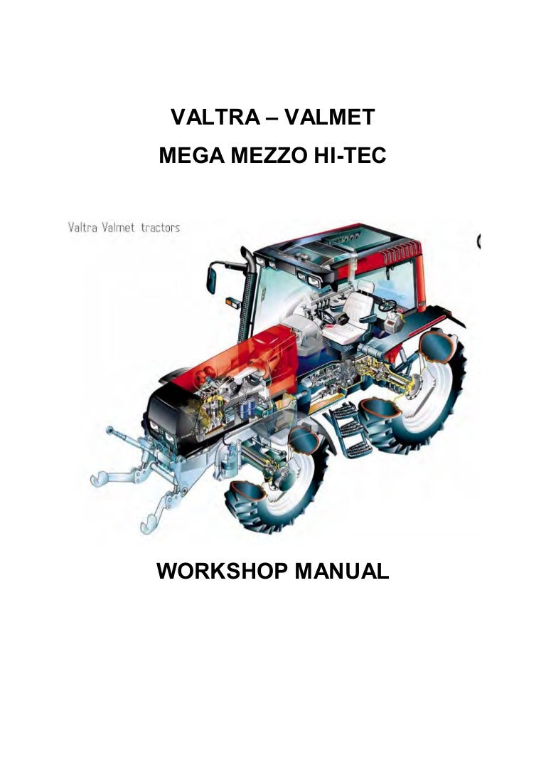 Valtra Valmet 6400 Tractor Service Repair Manual Converter Wiring Diagram
