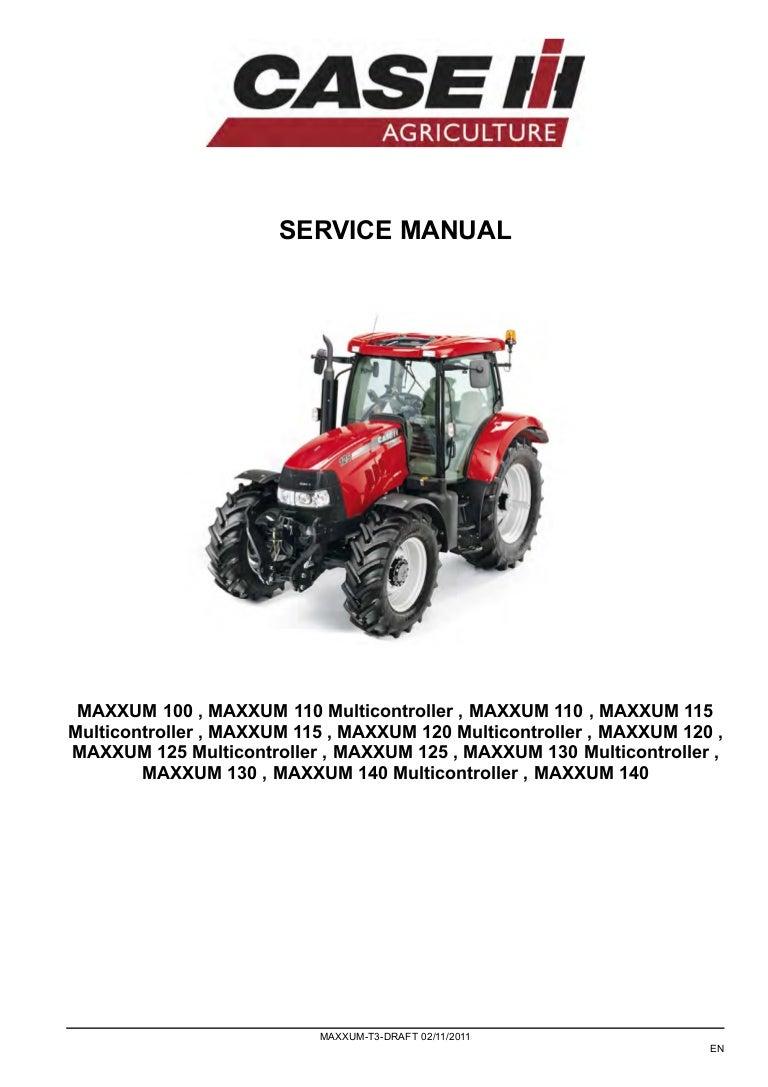 case ih maxxum 140 tractor service repair manualBasic Hydraulic System Diagram On Case 210 Tractor Wiring Diagram #3