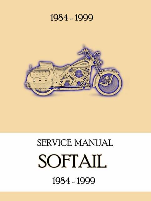 1996 harley davidson softail service repair manual  slideshare