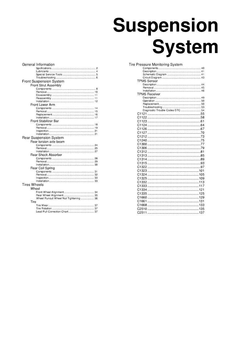 2008 Hyundai Accent Service Repair Manual