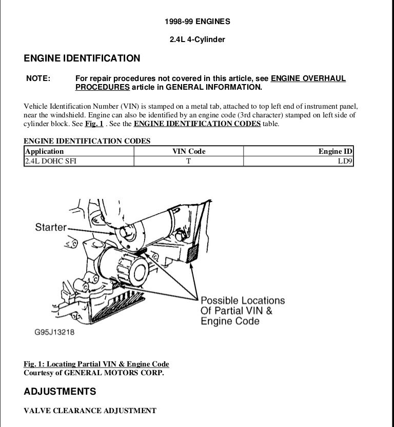 2001 pontiac grand am service repair manual  slideshare