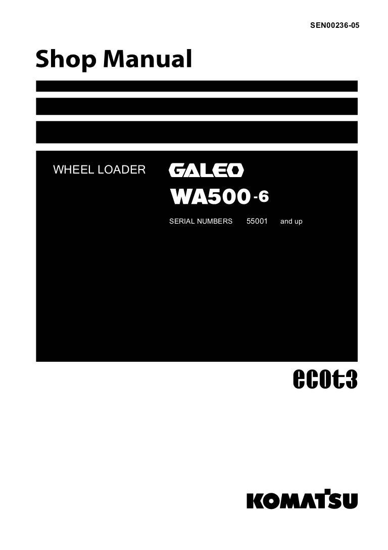 Komatsu Wa500 Wiring Diagrams Library Bx50 Diagram