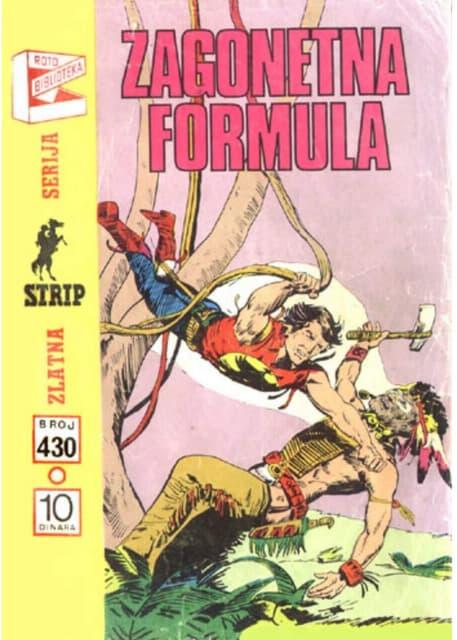 Zagonetna formula zagor