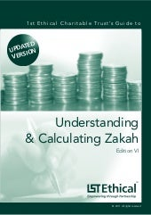 Understanding & Calculating Zakah