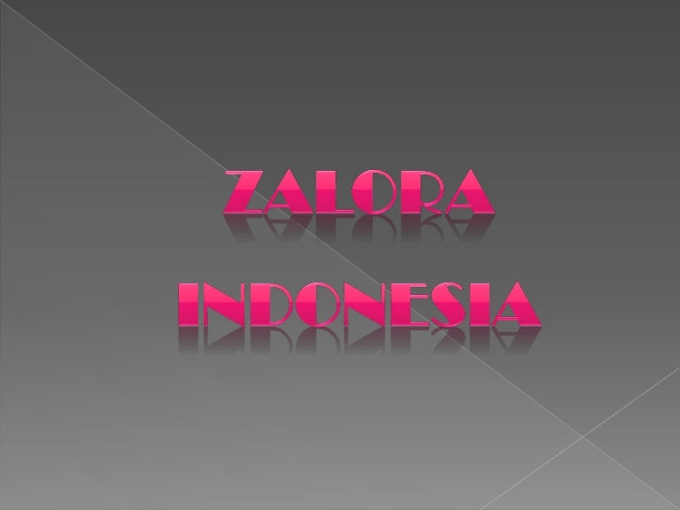 Zalora Indonesia