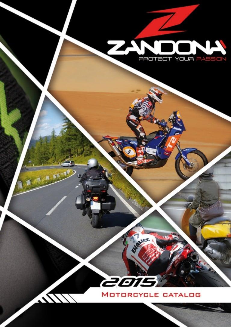 Zandon/à Paraschiena Spine EVC X7 XL Nero