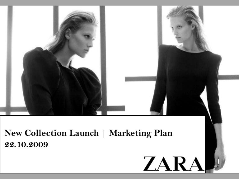 Zara marketing campaign design toneelgroepblik